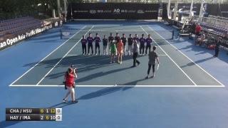Australian Open 2019 Asia-Pacific Wildcard Play-off | Court 3 - 01 Dec