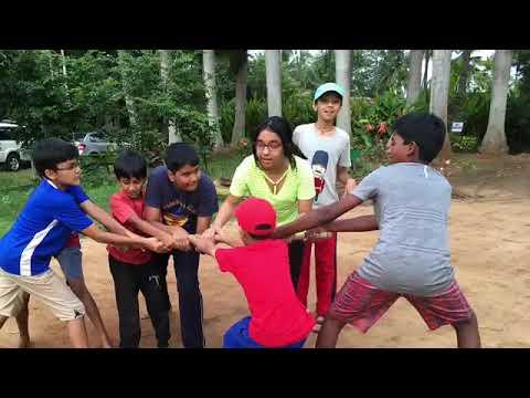 Yogabharati Kids Holistic personality development camp 2018