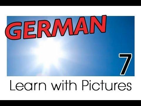 Learn German - German Weather Vocabulary