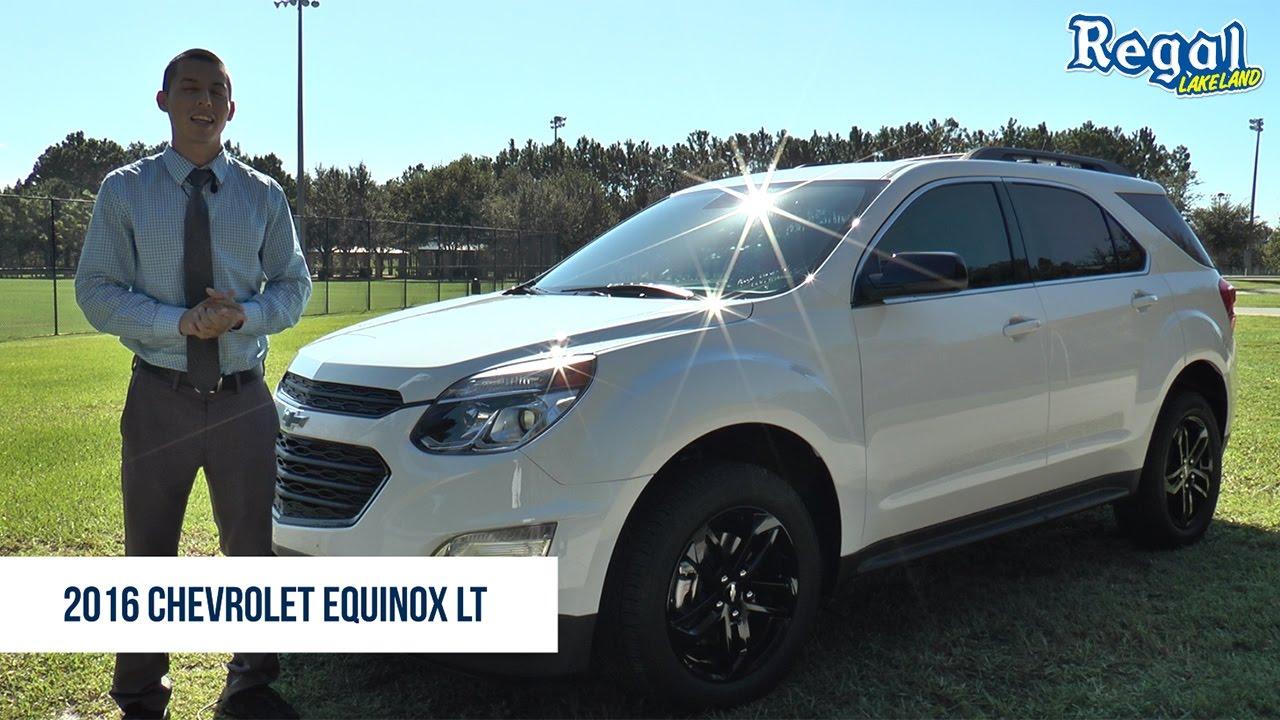 2016 Chevrolet Equinox Lt Review