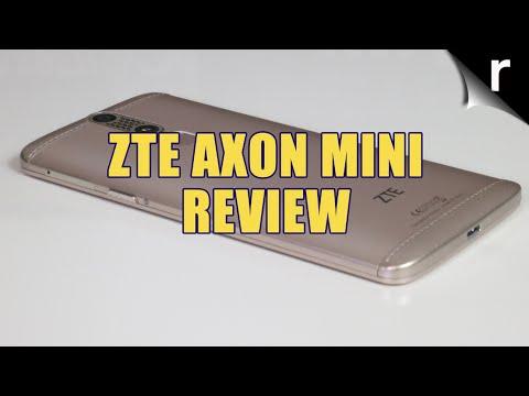 ZTE Axon Mini Review