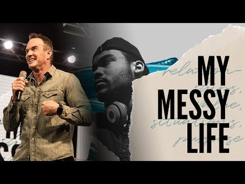 My Messy Life: Pastor Troy Maxwell