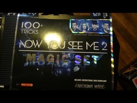 Now you see me 2 kit review