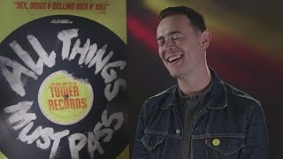Colin Hanks Talks Movies, Music & His Dad Tom's Bet On Leicester