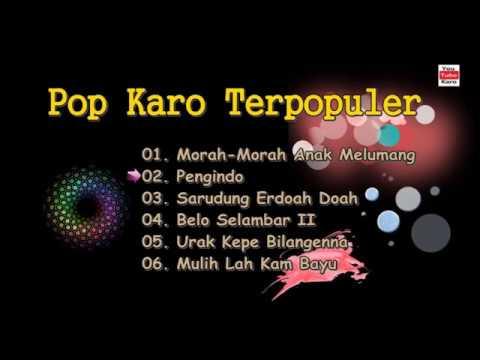 Pop Karo Terpopuler - Pengindo