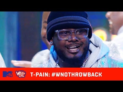 T-Pain Leaves the Auto-Tune at Home on R & Beef 😱 | Wild 'N Out | #WNOTHROWBACK