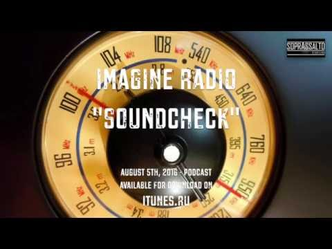 "On AIR #2 - RUSSIA - ""SoundCheck"" - Radio Imagine FM, Saint Petersburg"