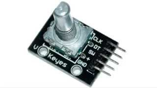 KY-040 Rotory Encoder part 2, update Arduino C++ library