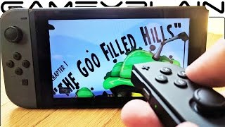 Are the Nintendo Switch's Pointer Controls On Point? We Compare to the Wii!