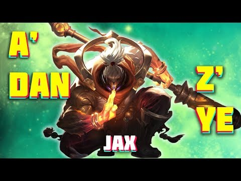 A'DAN Z'YE ŞAMPİYONLARI ÖĞRENİYORUZ JAX #44