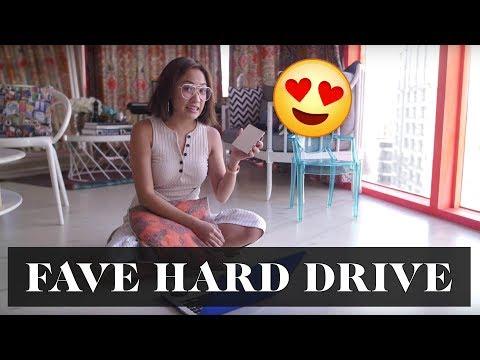 My Favorite Portable Hard Drive   Laureen Uy