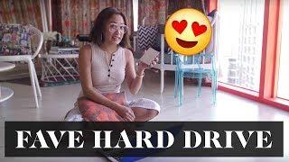 My Favorite Portable Hard Drive | Laureen Uy