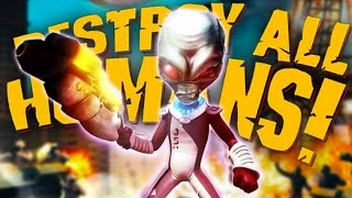 SATURDAY NIGHT AT THE MOVIES | Destroy All Humans #4