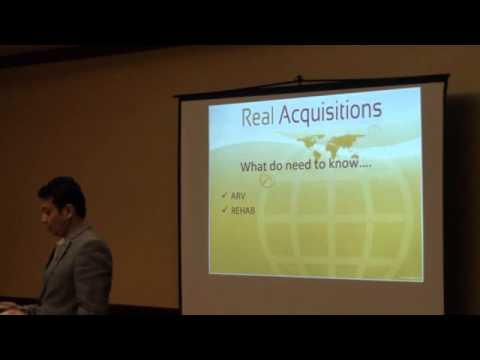 Real Acquisitions Presentation 4 Things to Know When Buying Real Estate