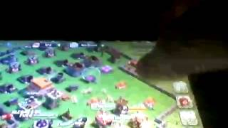 Primer video de clash of clans para mi canal