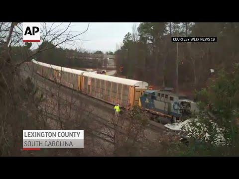 NTSB: Amtrak Train