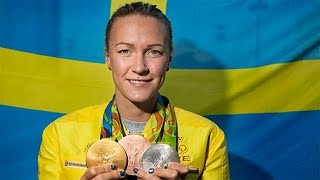 Sarah Sjöström: Top 5 Best Races