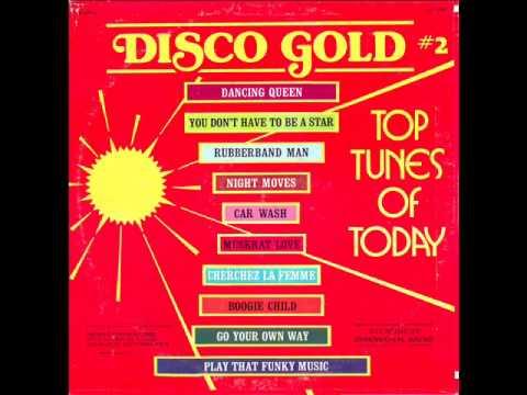 Disco Gold vol. 2 - 07 - Cherchez La Femme (US 7808-07)