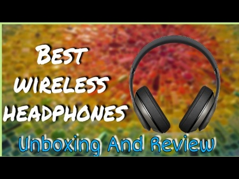 449f77e4d89 Best Wireless Headphones || Boat Rockerz 440 || Unboxing And Review ...