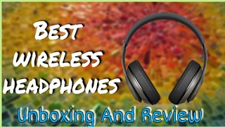 52b4783a45c Best Wireless Headphones || Boat Rockerz 440 || Unboxing And Review ...