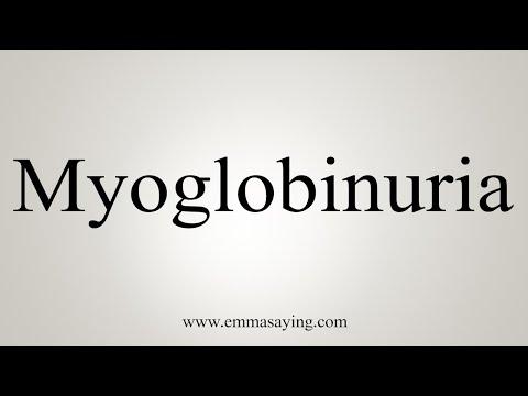 Download Myoglobinuria MP3, MKV, MP4 - Youtube to MP3