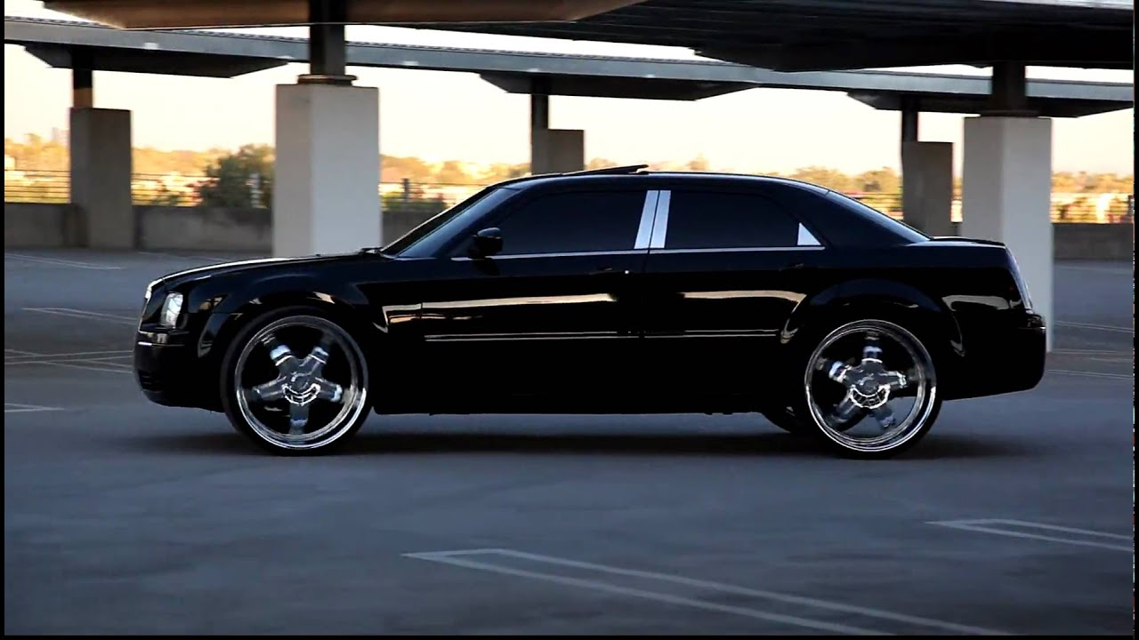 all wheels and push on gloss black rim chrysler tire custom packages models dub