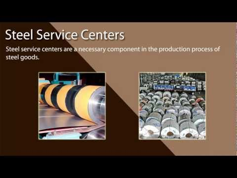 About Steel Service Centers