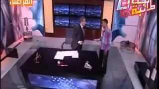 مش هتبطل ضحك مع توفيق عكاشة