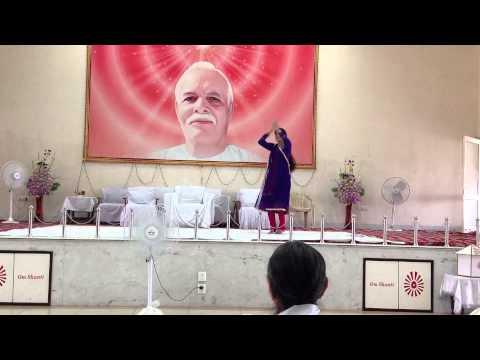 Beautiful Dance at Shiv Baba's Birthday.