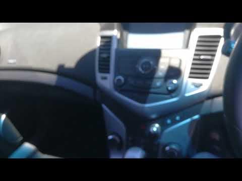 How I Start My Car (Holden Cruze Key Fail)