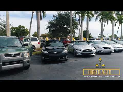 High Q Auto wide selection of vehicles