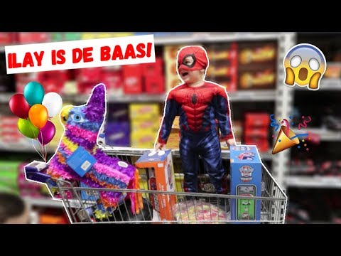 ILAY IS VOOR 1DAG DE BAAS! | 1DAG #19