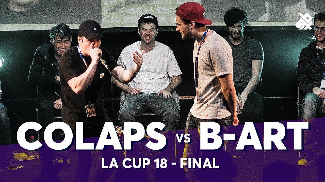 COLAPS vs B-ART | La Cup WORLDWIDE 2018 | Final