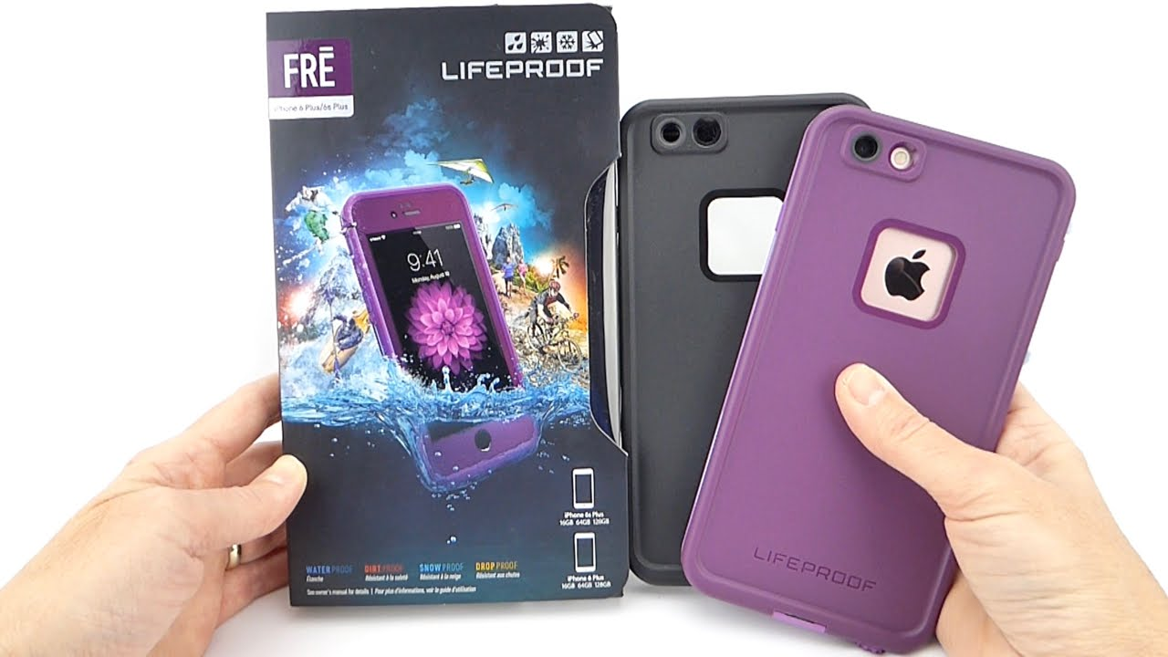 cheap for discount 5016e 1abc7 Loving the LifeProof FRE: An Excellent Waterproof Case for the iPhone 6s  Plus!