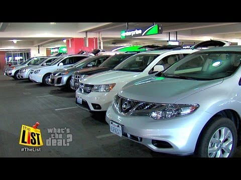 CHEAP RENTAL CARS