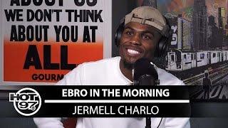 Jermell Charlo Talks Twin Shenanigans and Fighting Mayweather!