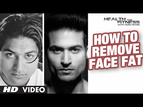 how-to-remove-face-fat-|-guru-mann-|-health-and-fitness