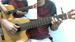 Paniyolo - 家族の字 (guitar cover) [TABS]