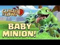 Clash of Clans - Baby Dragon Minion Attack Strategy   CoC Builder Hall 6 Battles!