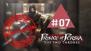 Prince Of Persia: Dwa Trony #7 w/ Madzia / Gameplay / 60FPS / 720p / Let's Play / PL / Zagrajmy w
