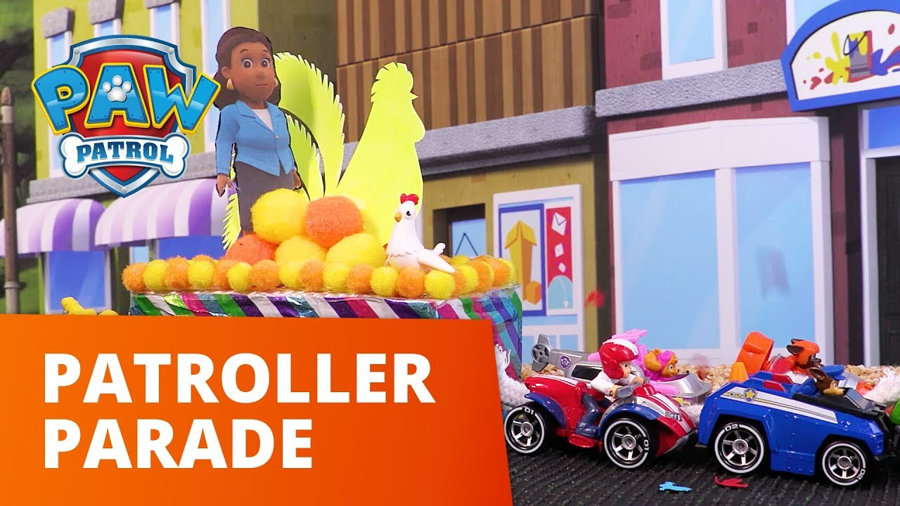 PAW Patrol | Patroller Parade | Toy Episode | PAW Patrol Official & Friends