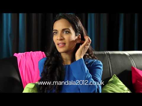 Anoushka Shankar interview for Mandala 2012 (Part 1 of 2)