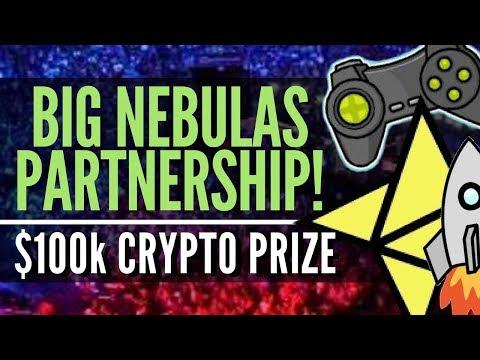 Big Nebulas Partnership, Play2Live $100k Crypto Price, Cali City Bond Tokens | Altcoin News