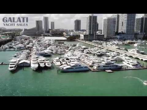 Miami Yacht Show 2019 Day 2