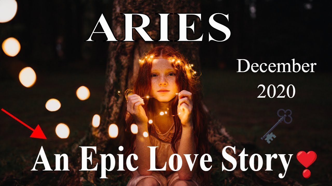 Aries ~ The Juncture Where Two Souls Simultaneously Combine ~ Psychic Tarot Reading December 2020