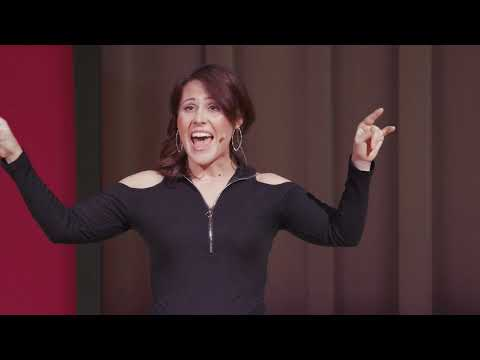 Humans: The Most Experience-dependent Species On The Planet | STEFANIE FAYE FRANK | TEDxOakParkWomen