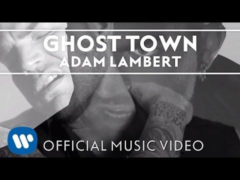 Adam Lambert - Ghost Town:歌詞+中文翻譯