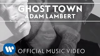Скачать Adam Lambert Ghost Town Official Music Video