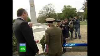 Советское военное кладбище в Венгрии