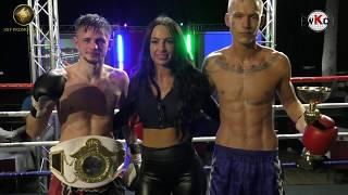 WKO Presents World Title Pro Muay Thai Action Clips Reece Thomson Engl